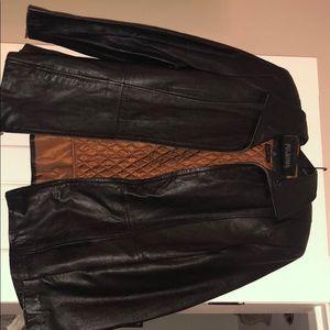 Women's XL Wilson's Leather Jacket